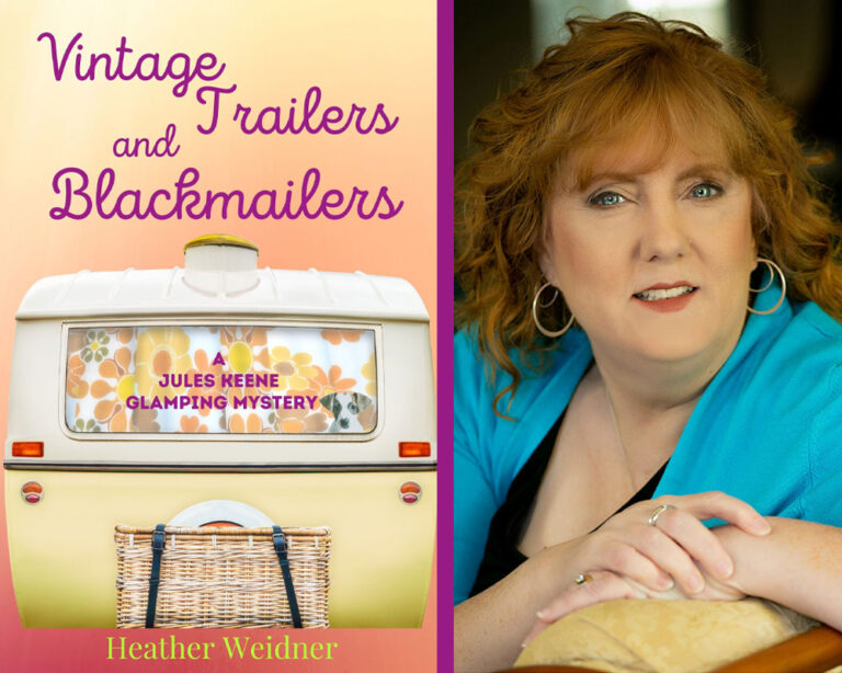GUEST BLOG: Writing is a Business by Heather Weidner Plus Giveaway!